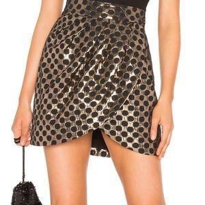 Lovers + Friends Pauline Mini Skirt
